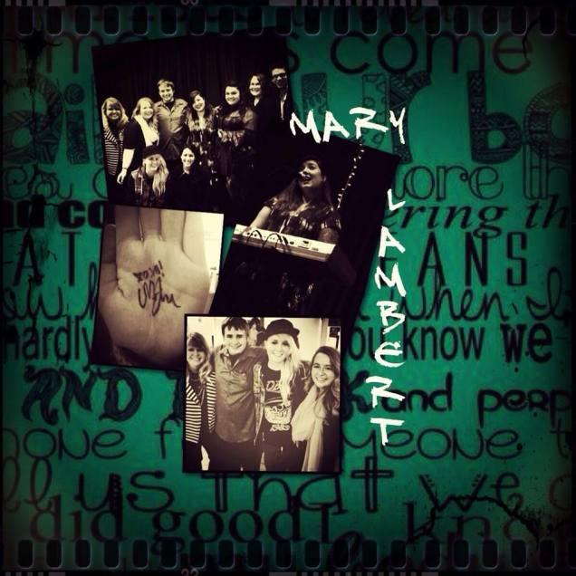 Mary Lambert